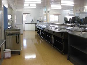 21x12 Kitchen Diner 100 Person Expandable up to 200 Person 004