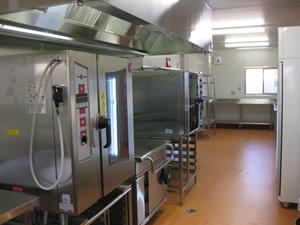 21x12 Kitchen Diner 100 Person Expandable up to 200 Person 001