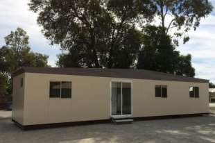 Dongas & Portable Cabins