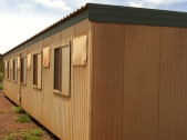 Used Dongas | Ascention Assets | Portable Bunkhouses