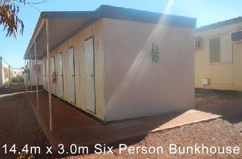 Bunkhouse - Donga For Hire or Buy Perth | Ascention Assets |