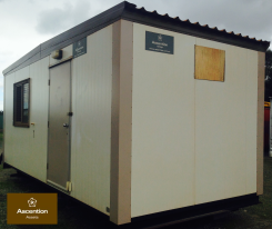 Transportable Office | Ascention Assets | Portable Buildings