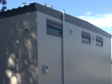 Portable Office-Crib-Toilet 12x3m Ablution | Ascention Assets | Portable Building Hire Perth