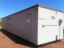 Portable Accommodation Unit External View Ascention Assets