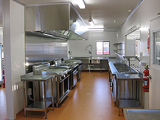 Transportable kitchens Perth