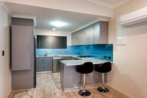 013 - 55m2 One Bedroom Granny Flat - Ascention Assets - Kitchen
