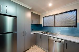 015 - 55m2 One Bedroom Granny Flat - Ascention Assets - Kitchen