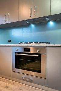 020 - 55m2 One Bedroom Granny Flat - Ascention Assets - Electric Oven and Gas Cook Top