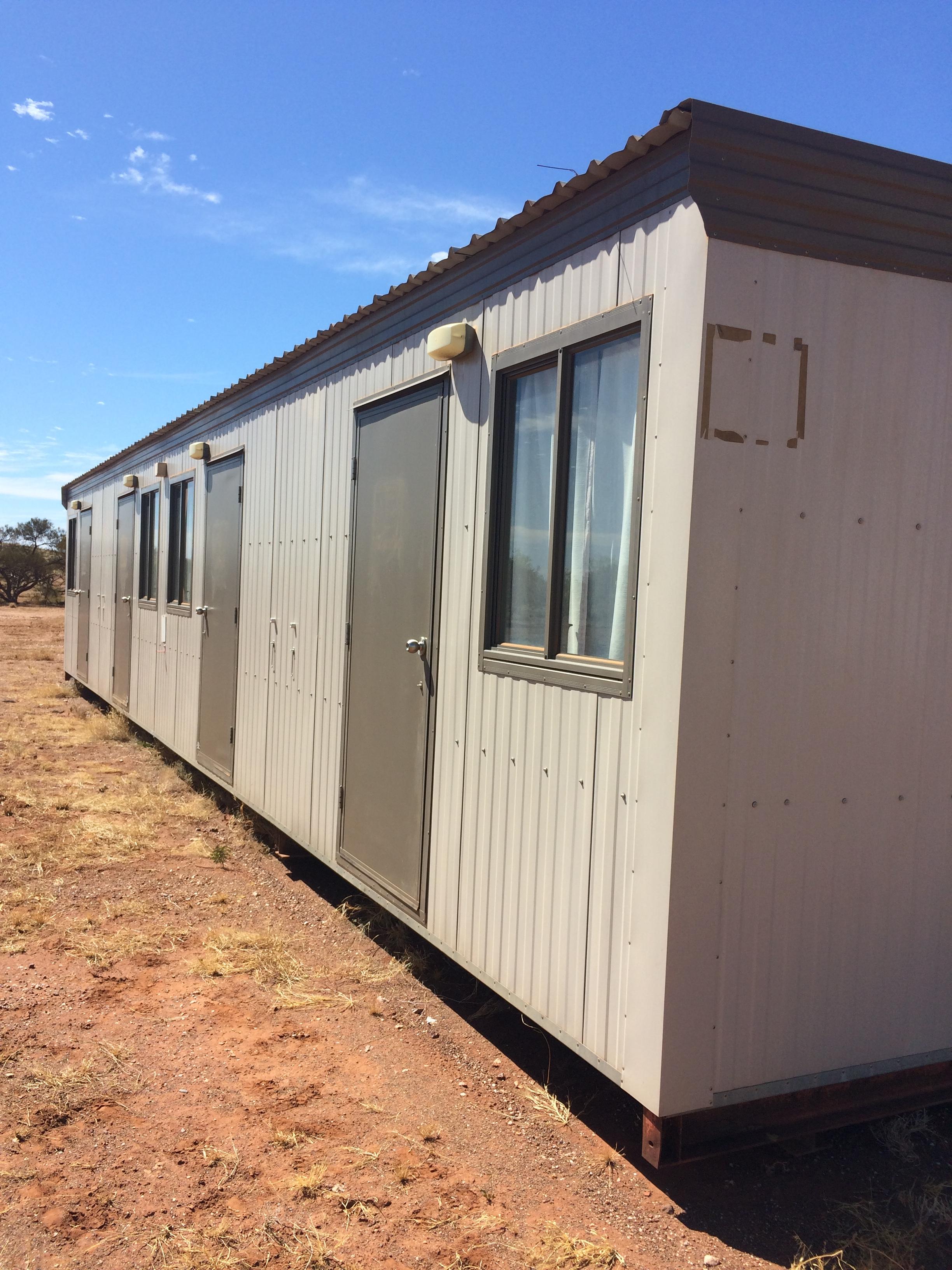 Four Person Accommodation Unit 14 4m X 3 3m