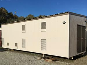 Transportable Ice Room 9.3x3.3 External View