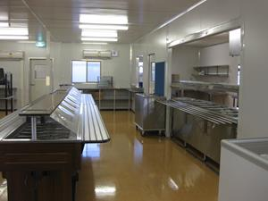 21x12 Kitchen Diner 100 Person Expandable up to 200 Person 007