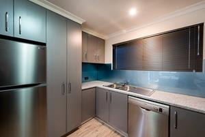 016 - 55m2 One Bedroom Granny Flat - Ascention Assets - Kitchen