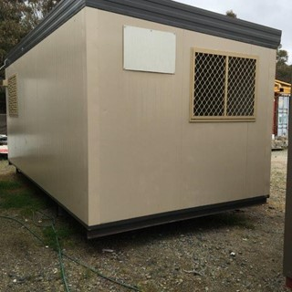 Transportable Office 6mx3m Used Condition