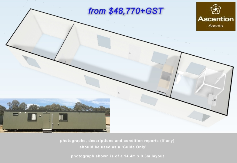 Granny Flat | Portable Building | Perth | Ascention Assets |