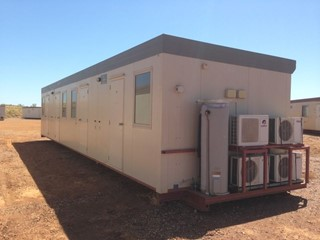 Transportable Accommodation Buildings